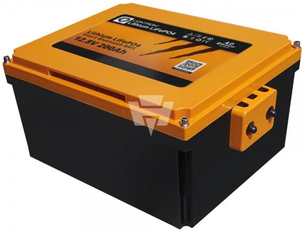 Liontron LiFePO4 Akku 12V / 12,8V 200Ah Wohnmobil Untersitz Batterie mit Bluetooth