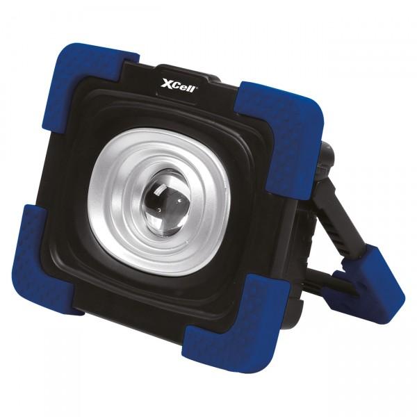 XCell Work 10W LED-Strahler - tragbare Handlampe / Arbeitsleuchte / Arbeitslampe / Baustrahler