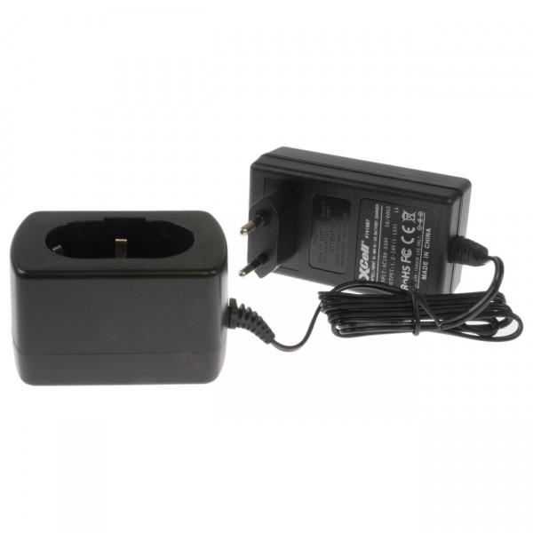 XCell Ladegerät für Makita 1,2-18V Ni-Cd/Ni-MH Werkzeugakkus