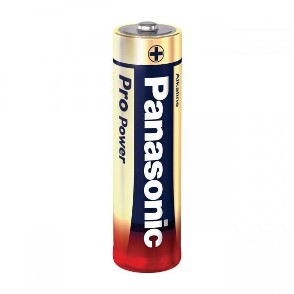 4er Blister Panasonic Pro Power Mignon LR6PPG Batterie - 1,5V Alkaline AA