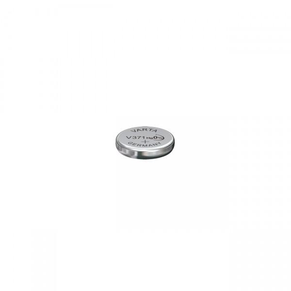Varta Uhrenbatterie V371 Bulk AgO 1,55V - SR920SW 100er Industrieverpackung