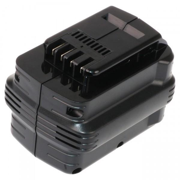 XCell Ersatzakku für Dewalt - DW0240 - 24V / 3000mAh / NIMH - 24 Volt Werkzeug Akku