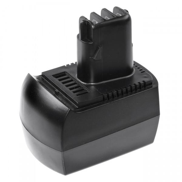 Xcell Werkzeugakku für Metabo - 12V / 3000mAh / NIMH - 12 Volt PREMIUM Werkzeugakku