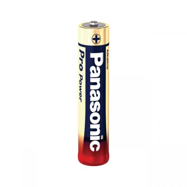 4er Pack Panasonic Pro Power Micro AAA - LR03PPG - 1,5 Volt Alkaline Batterie