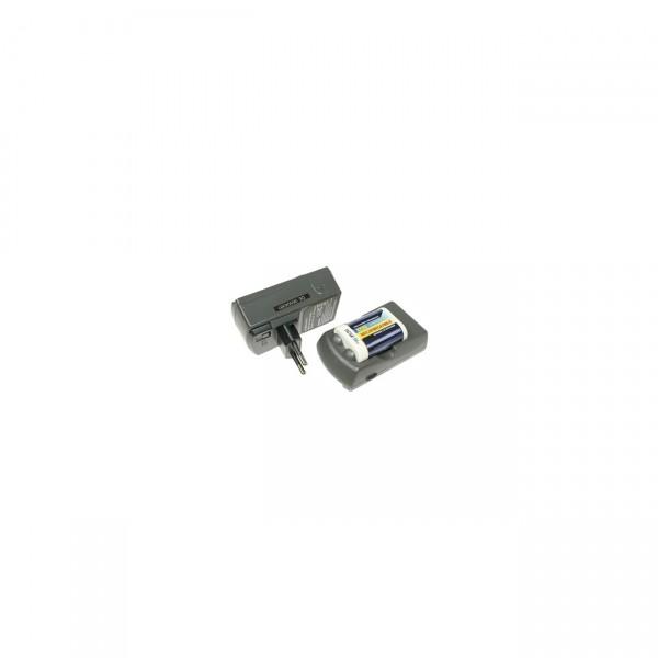 Ladegerät für 1 x 2CR5 Li-Ion inkl. Akku