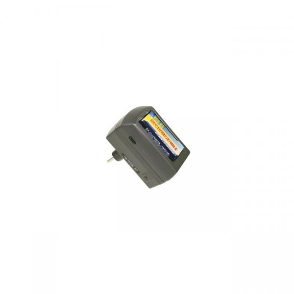 Set bestehend aus Akku CR-V3 und Prozessor-Ladegerät L26003