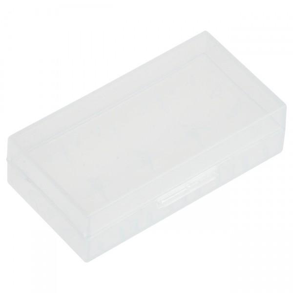 Enerpower Aufbewahrungsbox für 2 x 18650 Akkus