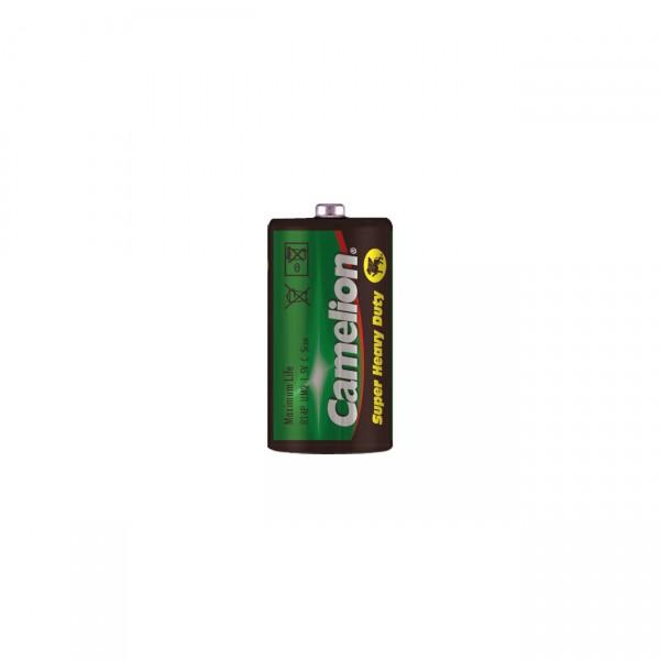 Camelion R14 Zink-Kohle Baby Batterie 2er Folie