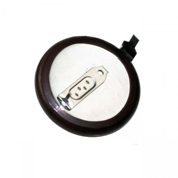 Panasonic Lithium Knopfzellenakku VL2330-HFN Print 1/1 - 3V / 50mAh - 3 Volt Lithium VL 2330 Akku