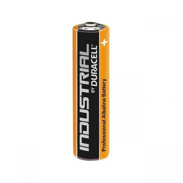 1190x Duracell Industrial MN2400 Batterien - 1,5V Micro AAA LR03 Alkaline Batterie - INDUSTRIEBATTER