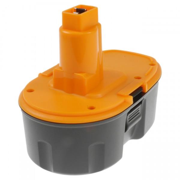 XCell Werkzeug-Akku für Dewalt - 18V / 3000mAh NIMH - 18 Volt - PREMIUM Werkzeugakku