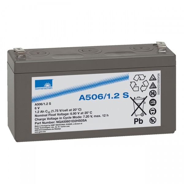 Sonnenschein Dryfit A506/1.2S Faston 4,8