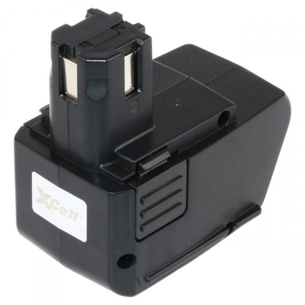 XCell Werkzeug - Akku für Hilti - 9,6V / 3000mAh / NIMH - 9,6 Volt - PREMIUM Werkzeugakku