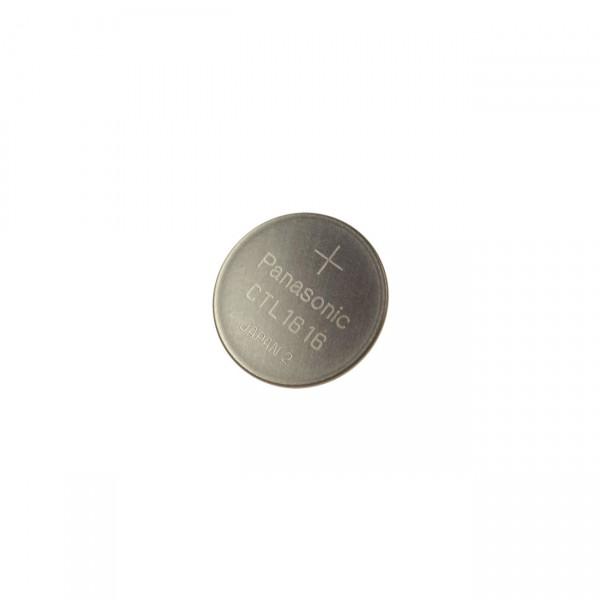 Panasonic Knopfzelle CTL1616 aufladbar
