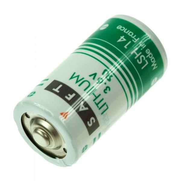Saft LSH 14 Baby C Lithium Batterie - 3,6V / 5800mAh LiSOCI2 Zelle